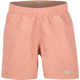 Marmot Augusta Marie Shorts Jenter coral pink